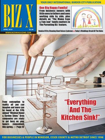 Biz X Magazine April 2019 By Biz X Magazine Issuu