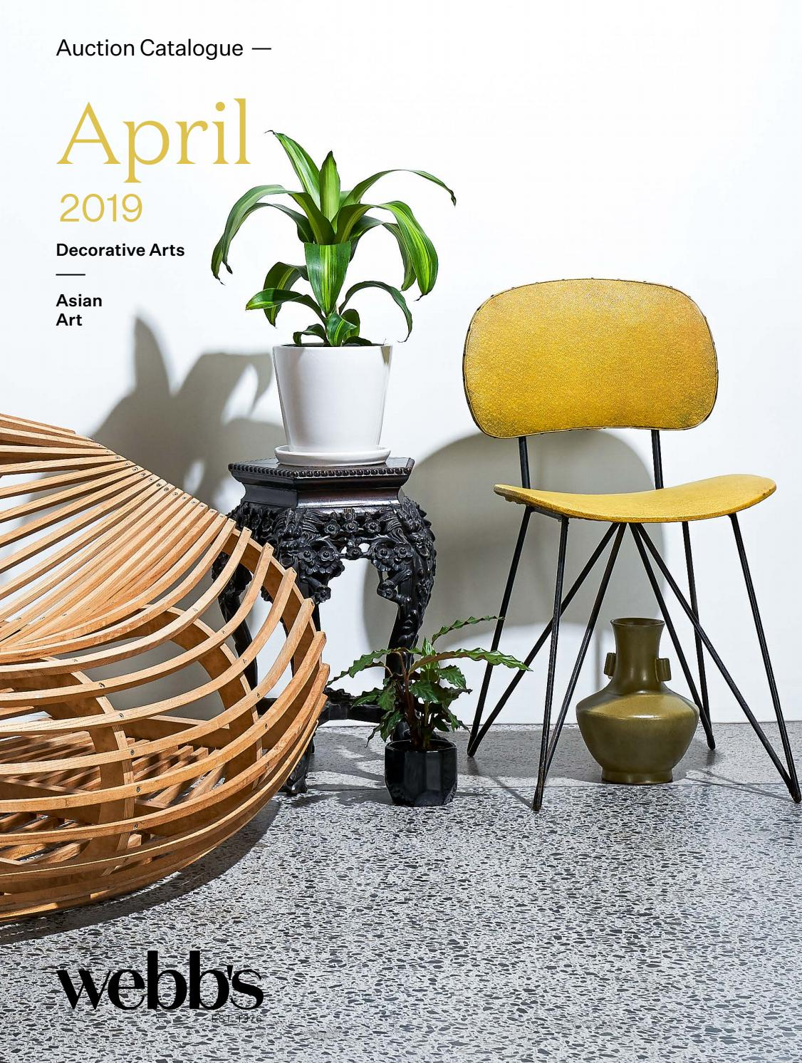 Lc2 Le Corbusier Cassina Occasion decorative arts and asian art april catalogue by webb's