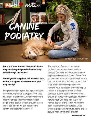 Page 10 of Canine Podiatry