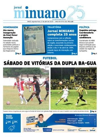 9ec14da92 20190401 by Jornal Minuano - issuu