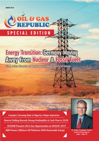 Energy Transition: Germany Moving Away From Nuclear & Fossil