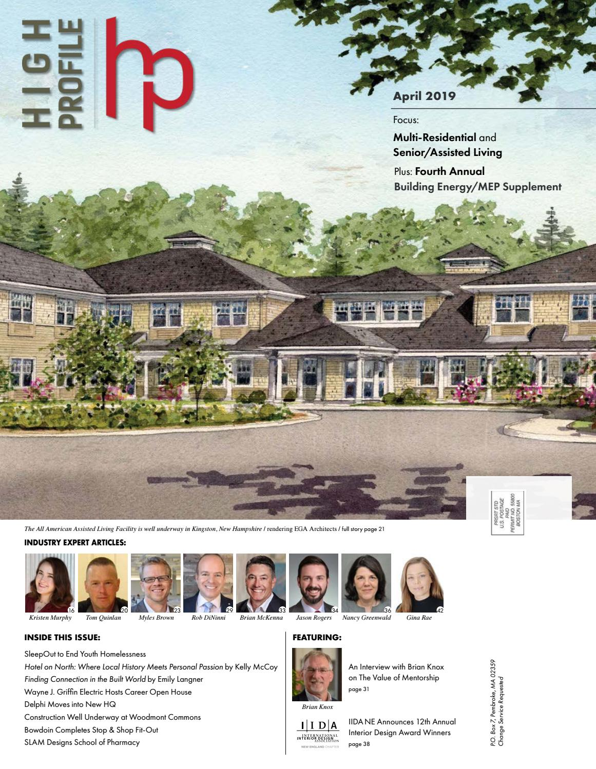 High-Profile: April 2019 by High-Profile - issuu
