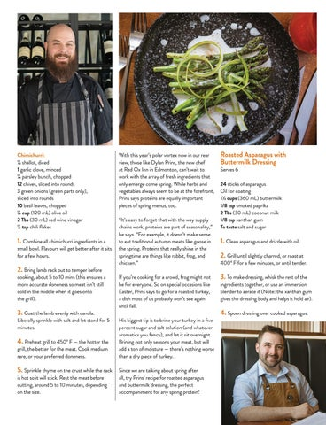 Page 11 of Chefs' Tips & Tricks! Spring Proteins