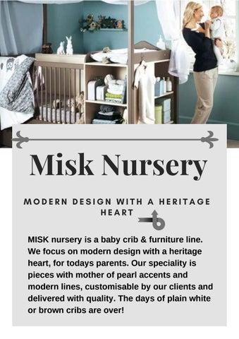 Abu Dhabi Cribs - Misk Nursery by Misk Nursery - issuu