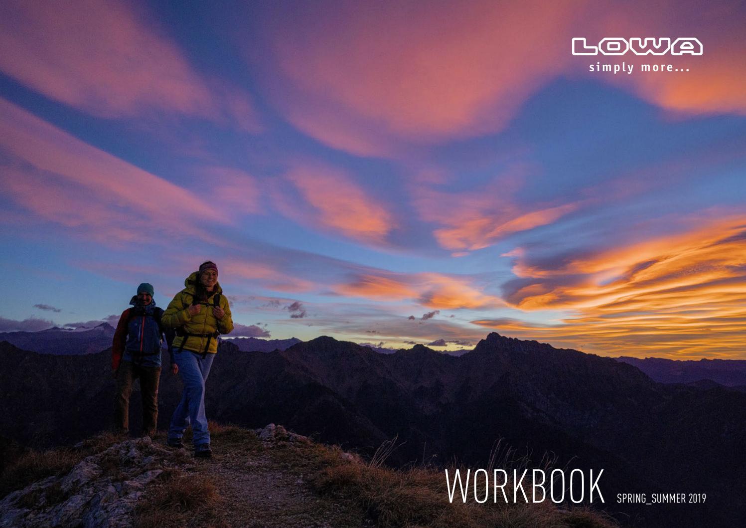 Lowa Catalogo SS 2019 by MountainBlogIT issuu