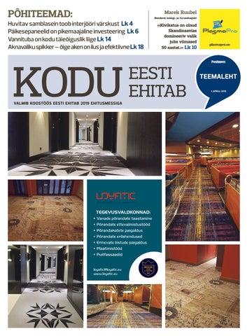 da9484172b8 KODU EESTI EHITAB / aprill 2019 by Postimees - issuu