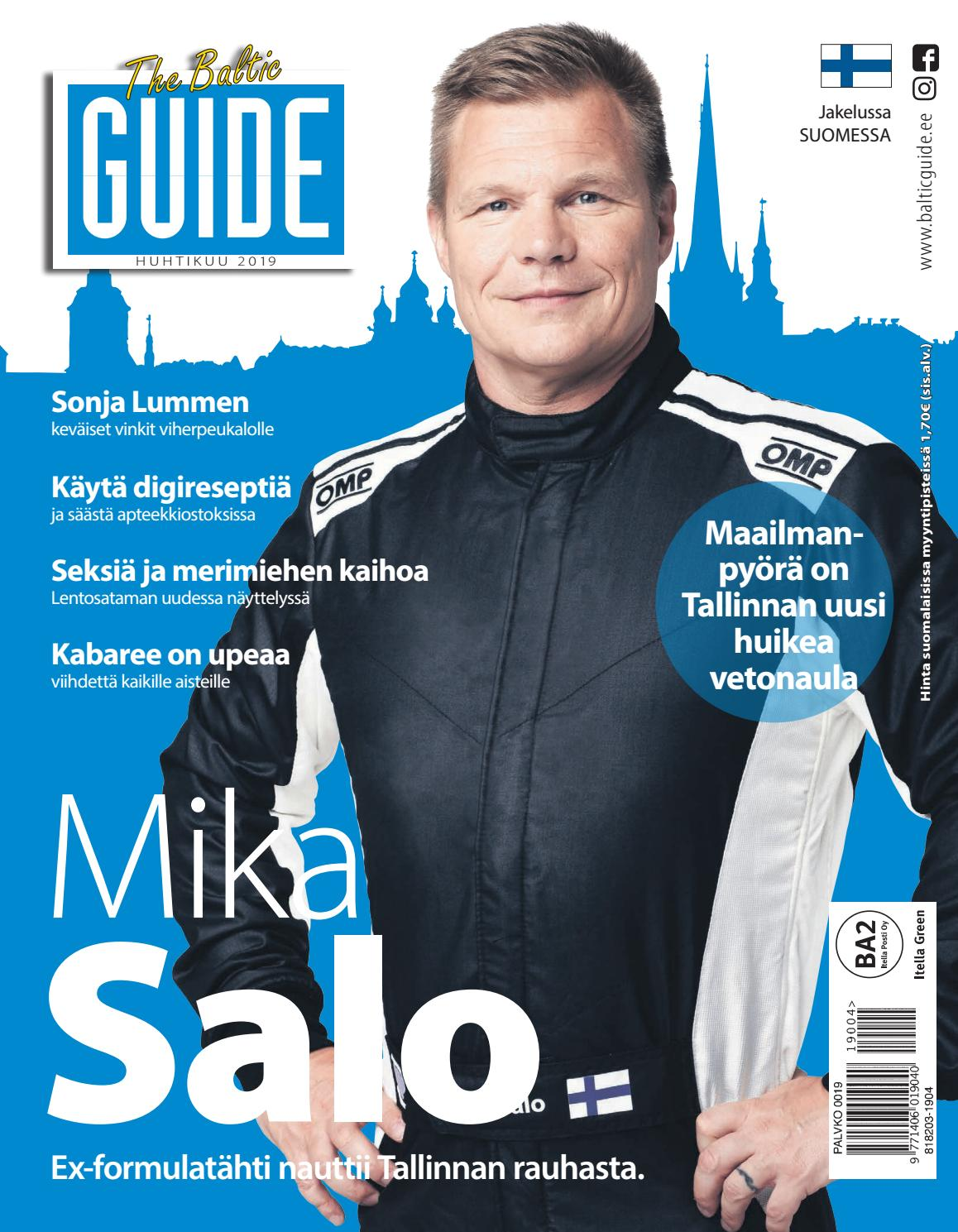Huhtikuun The Baltic Guide On Ilmestynyt By The Baltic Guide Issuu