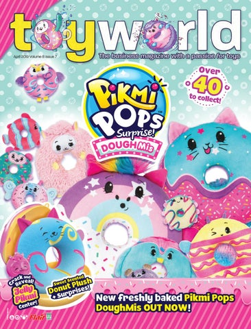 Toy World April 2019 by TOYWORLD MAGAZINE - issuu