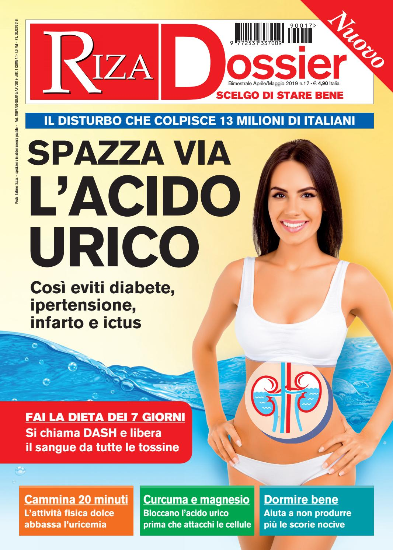 dieta per acidi urici altino