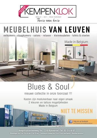 Kempenklok Turnhout Week 14 By Intermedia Contentmakers Issuu