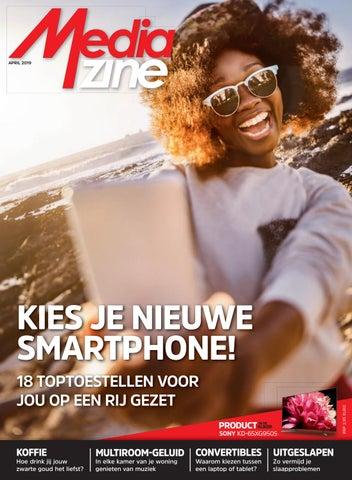 5bba8463c20a56 Mediazine Belgie April 2019 by Mediazine België Belgique - issuu