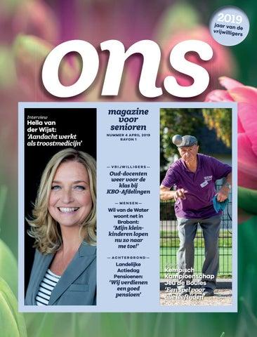 Ons 04 2019 by KBO Brabant issuu