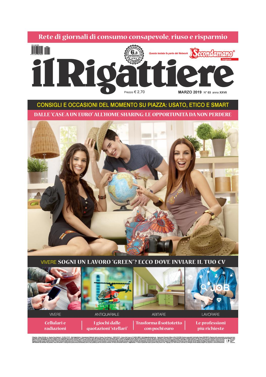 b56c1a799326d7 Il Rigattiere marzo 2019 by Edit Italia S.r.l. - issuu