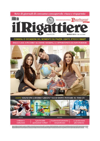0c3b476254 Il Rigattiere marzo 2019 by Edit Italia S.r.l. - issuu