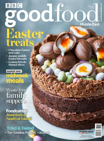 Bbc Good Food Me 2019 April By Bbc Good Food Middle East Issuu