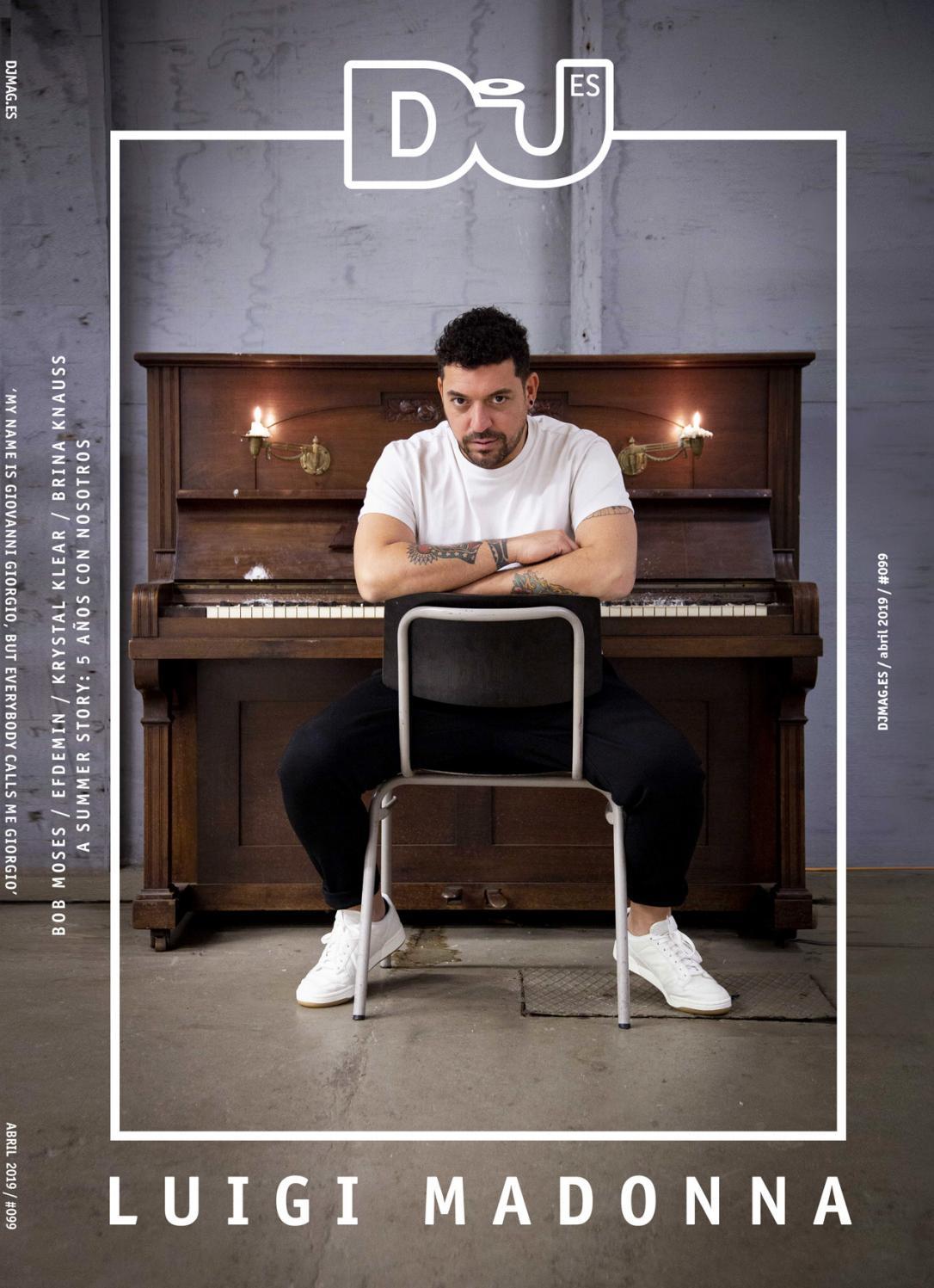 f7bd95aec1 DJ Mag ES #099 by DJ Mag España - issuu
