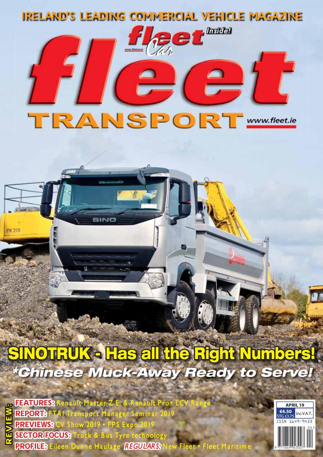 Fleet Transport April 2019 by Fleet Transport - issuu