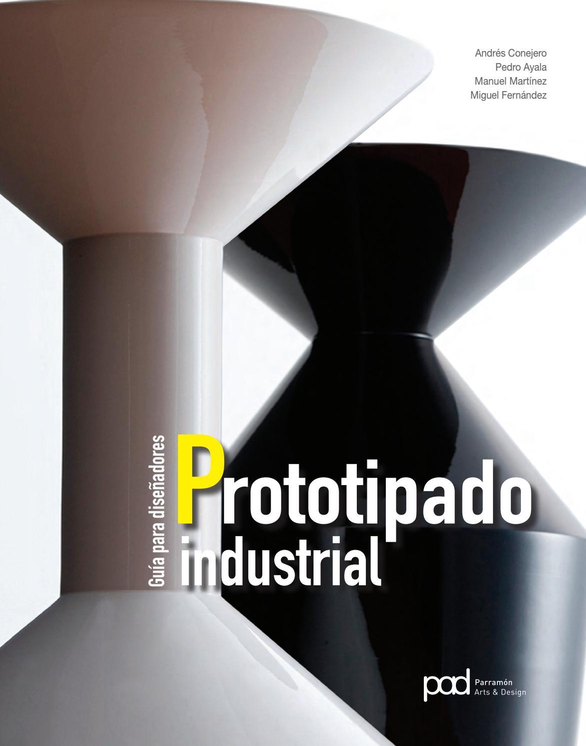 Guía para diseñadores Prototipado Industrial