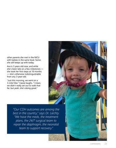 Page 23 of That Mama Bear Thing: Ava's CDH Diagnosis After Birth