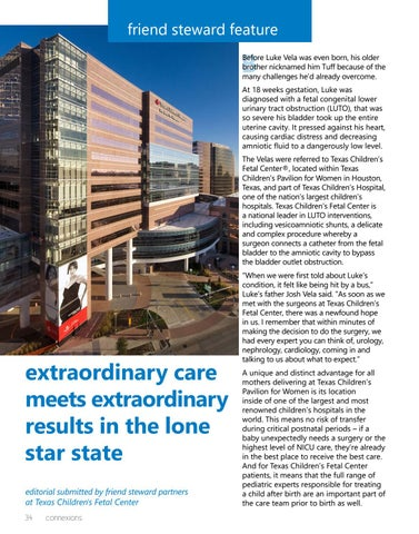 Page 34 of Extraordinary Care Meets Extraordinary Results in the Lone Star State