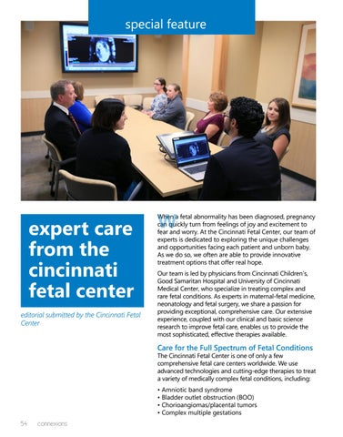 Page 54 of Expert Care from the Cincinnati Fetal Center