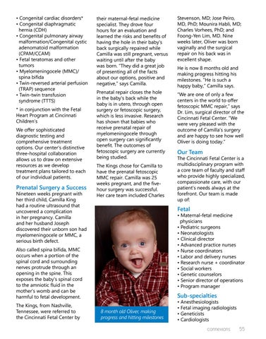 Page 55 of Expert Care from the Cincinnati Fetal Center