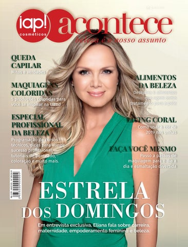 174217582 REVISTA IAP! ACONTECE - 7ª edição by iap cosméticos - issuu