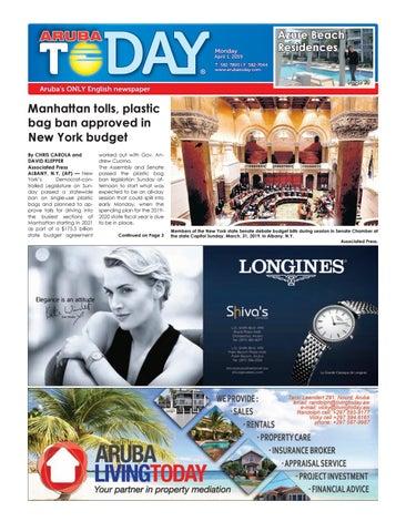April 1, 2019 by Aruba Today - issuu