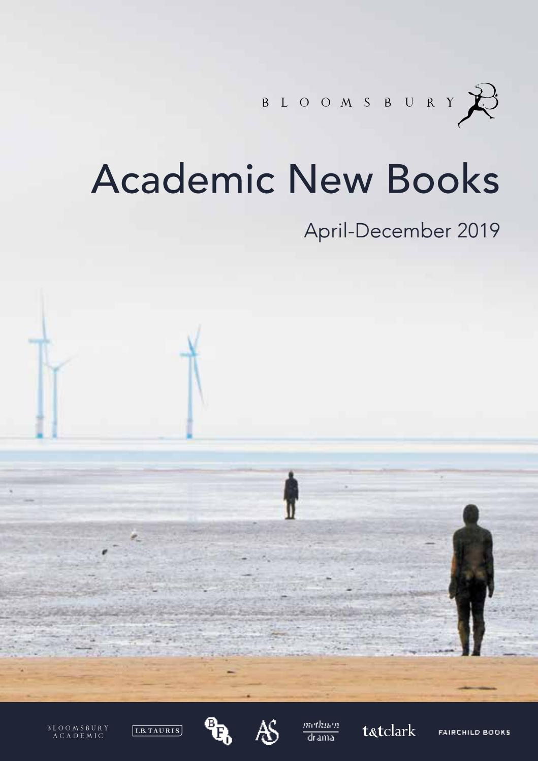 Bloomsbury Academic Catalogue April-December 2019 by
