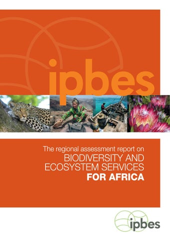 2019 IPBES regional assessment Africa by Maro Haas - issuu