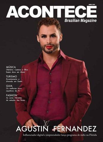 e23fca63b Acontece Magazine - Abril 2019 by Acontece Brazilian Magazine - issuu