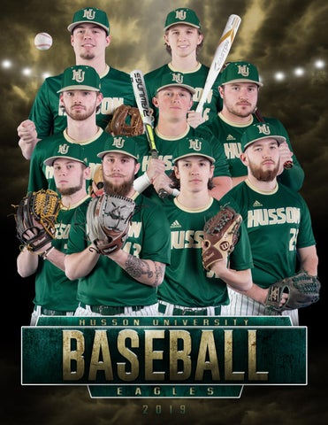 2019 Husson Baseball Media Guide by Husson Eagles - issuu