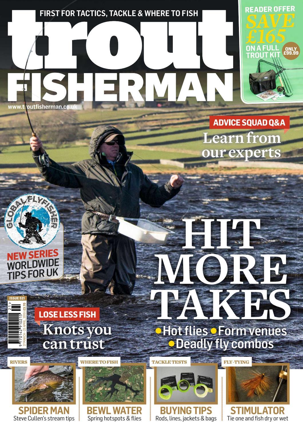 Trout Fisherman 521 (Digital Sampler)