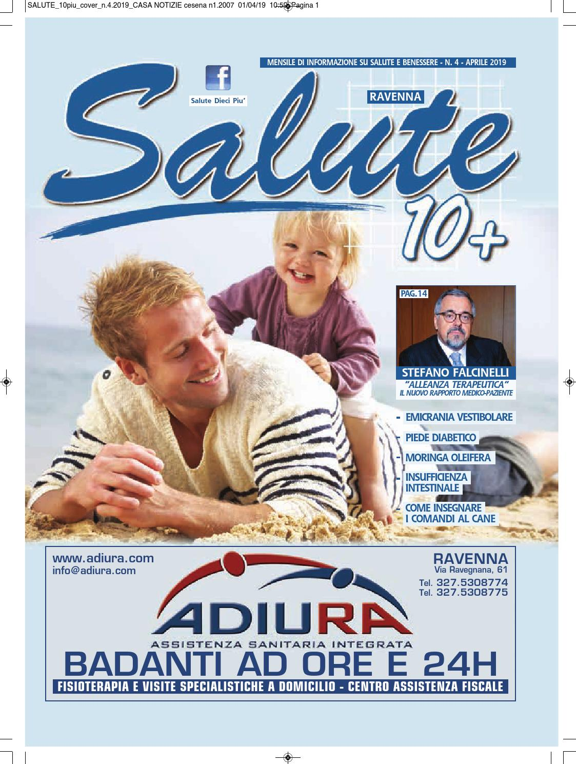 Salute 10 N 4 19 By Multiservice Issuu