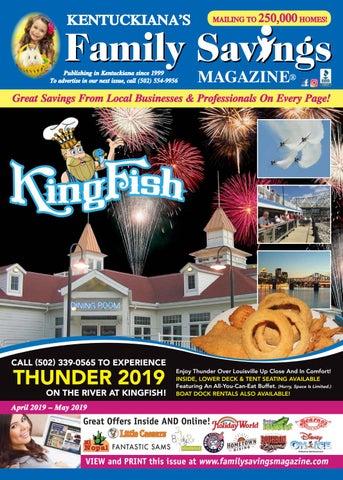 fcec6395f Kentuckiana Family Savings Magazine – April/May 2019 by Becky ...