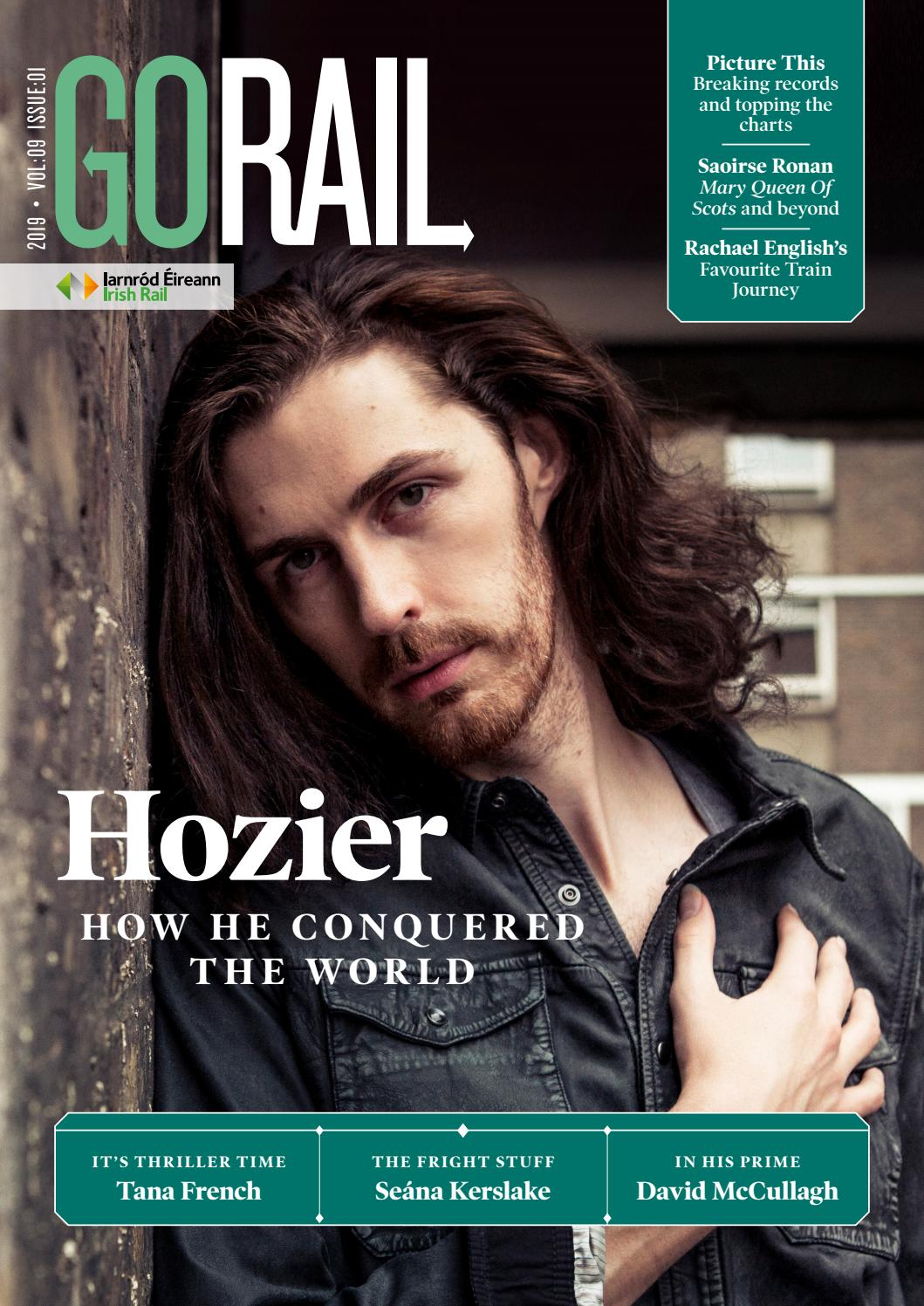 1c962ba9e Go Rail 9-1: Featuring Hozier by Hot Press Publishing - issuu