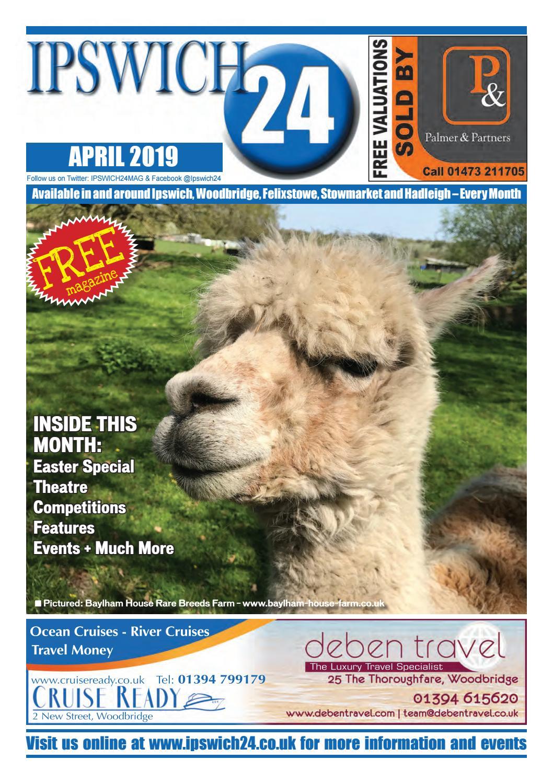 Ipswich24 Magazine – April 2019 by Ipswich24 Magazine - issuu