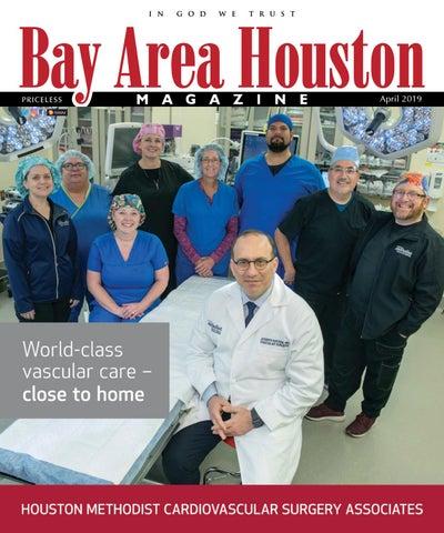 Bay Area Houston Magazine April 2019 by Bay Group Media - issuu