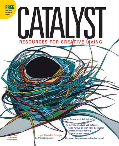 c6bc90010 CATALYST Magazine April 2019 by CATALYST Magazine - issuu