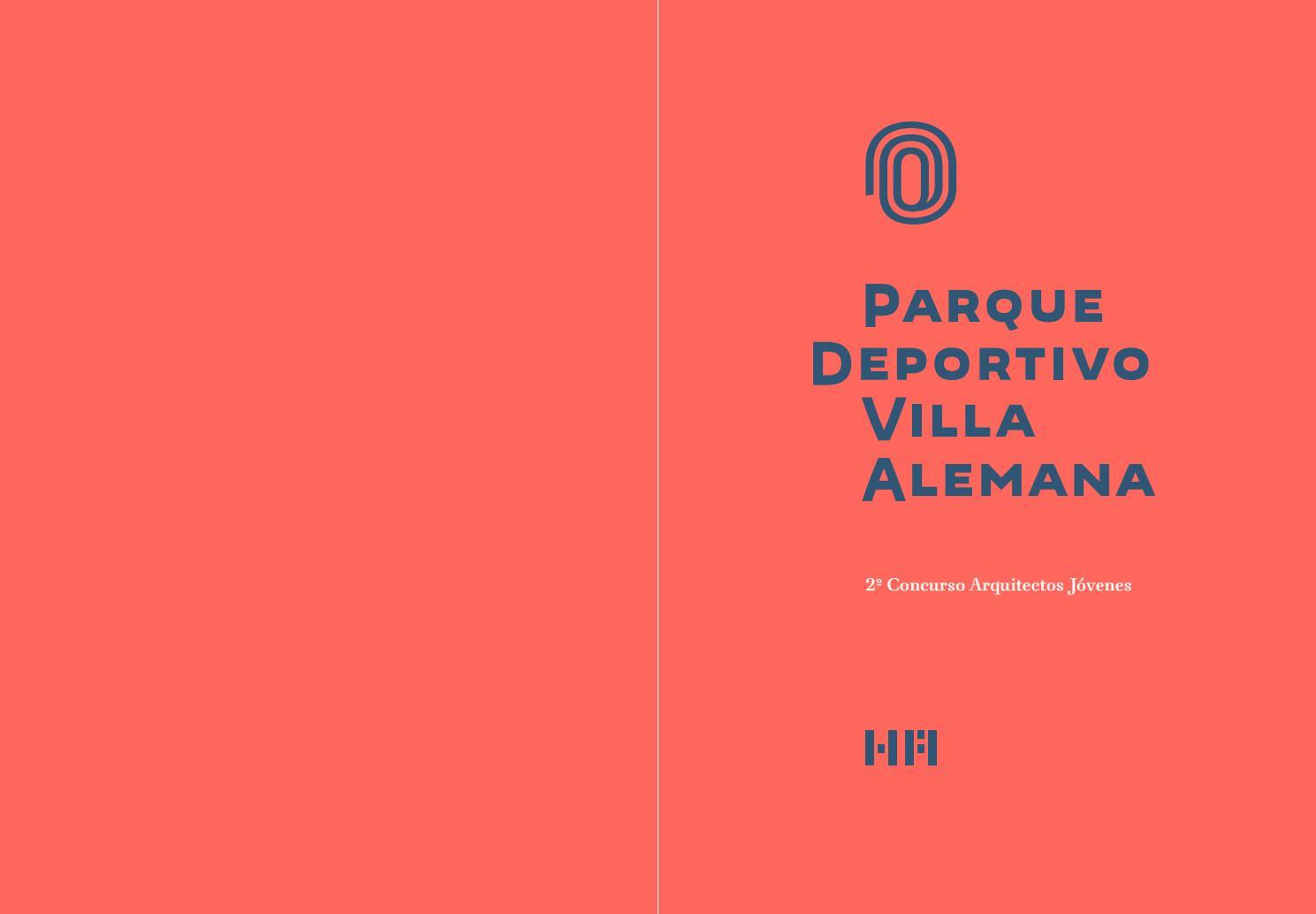 Concurso Parque Deportivo Villa Alemana Corporación