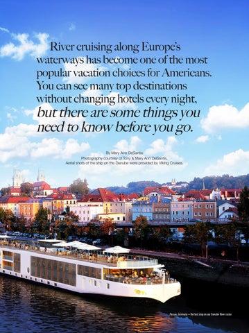 Page 49 of European Riving Cruising
