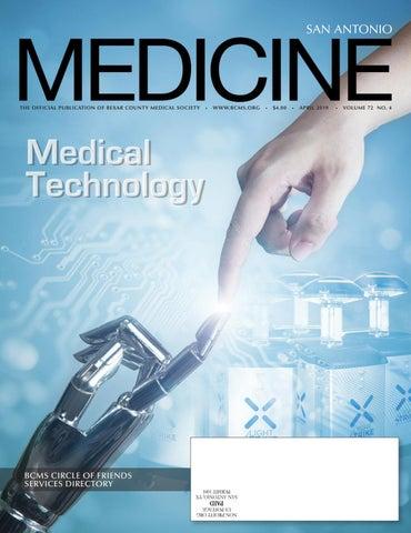 San Antonio Medicine April 2019 by Traveling Blender - issuu
