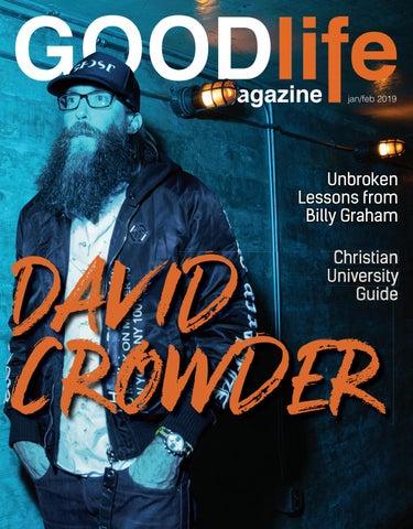 f7528dbf3 GOODlife Magazine January February 2019 - David Crowder by GOODlife ...