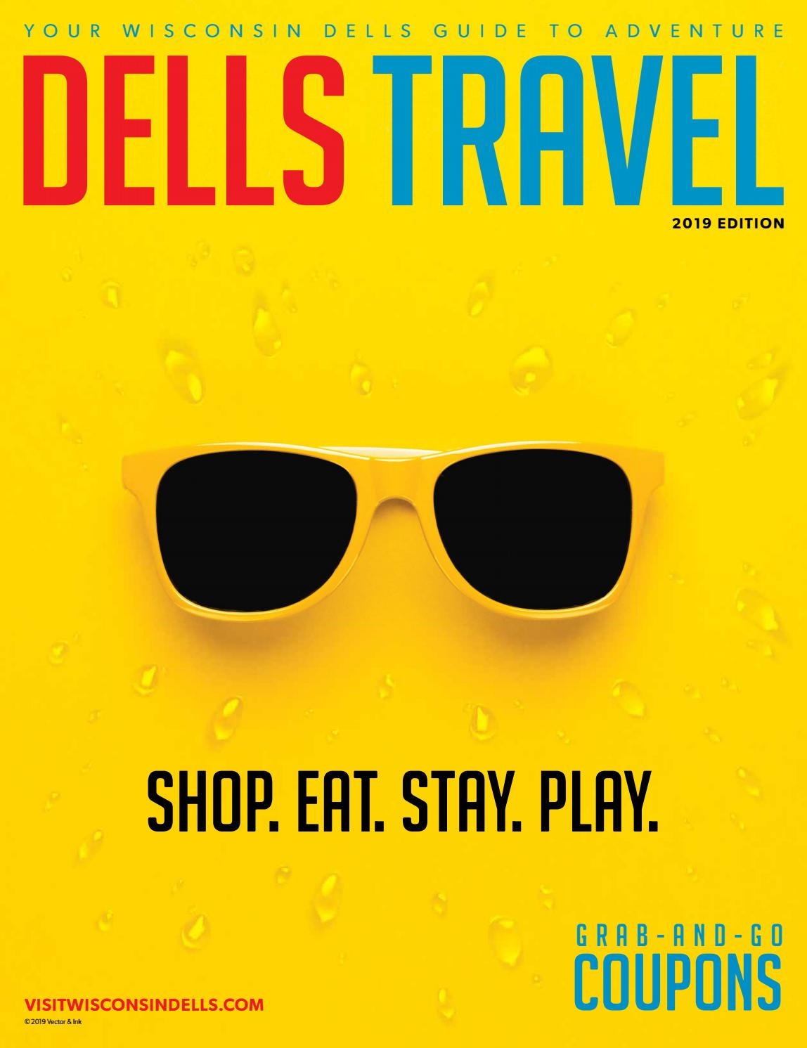 2019 Dells Travel Guide By Vector Ink Issuu