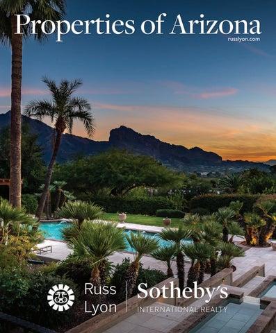 Properties of Arizona by Russ Lyon Sotheby's International Realty