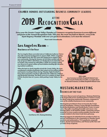 Page 14 of Chamber Honors Community Leaders