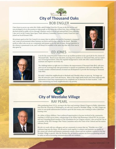 Page 23 of Conejo Valley Welcomes Five New City Councilmembers for