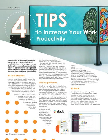 Page 26 of 4 Tipes to Increase Your Work Productivity