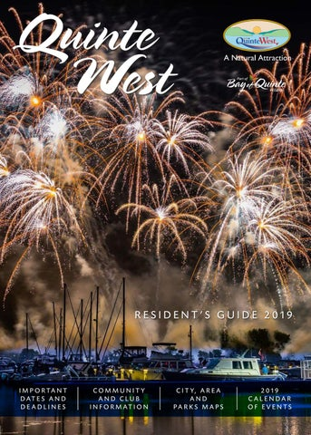 Quinte West 2019 Resident's Guide by Willow Publishing - issuu