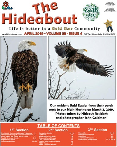 The Hideabout April 2019 by The Hideout - issuu